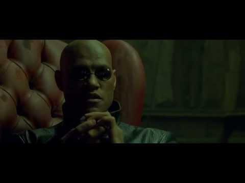 The Matrix (1999) - The Pill scene