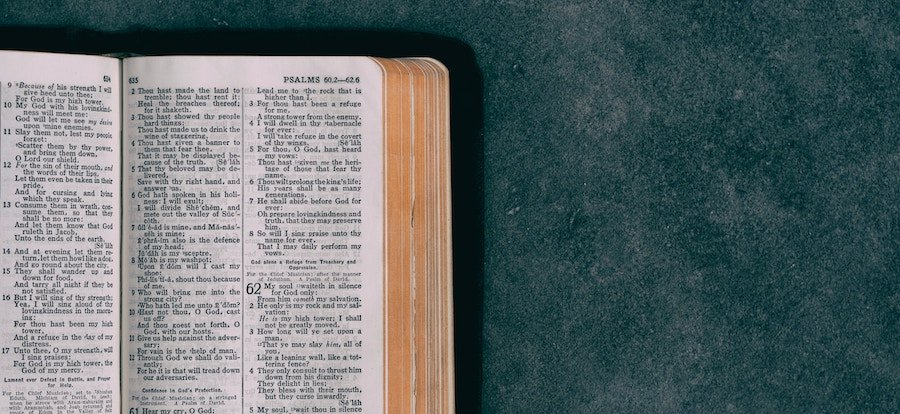 Why You Need a Bible Without Chapters and Verses | Institute For