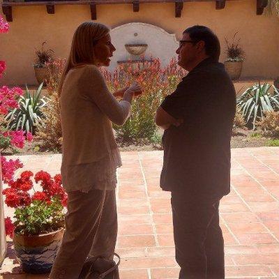 Sherry Harney and Paul Caminiti