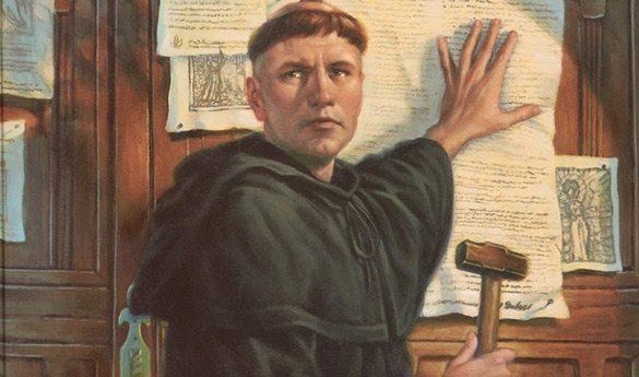 Martin Luther Wittenburg
