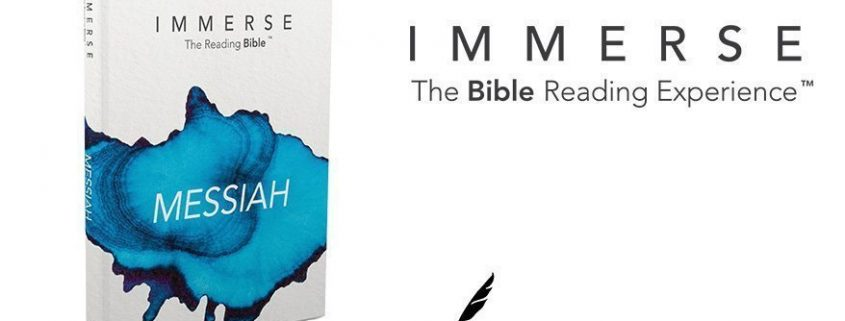 Immerse: The Bible Reading Experience
