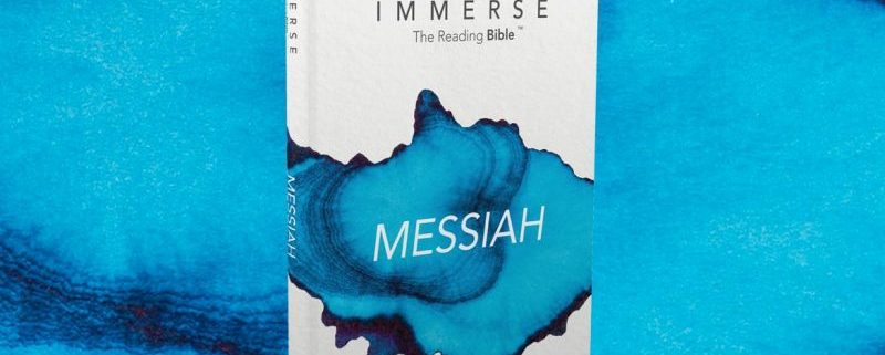 Immerse Messiah