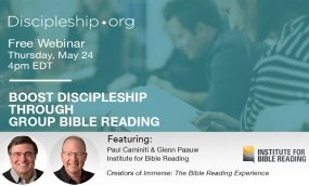 Discipleship.org Webinar
