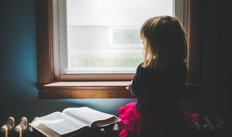 Kids and the Bible: Are We Discipling Non-Readers?