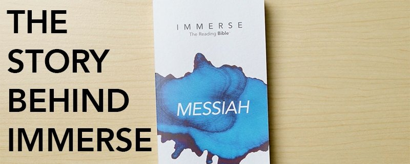 The Story Behind Immerse