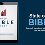 Barna State of the Bible 2020 Featured